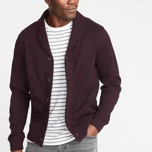 Old Navy Men's Cardigan Sweater Button Up, Large